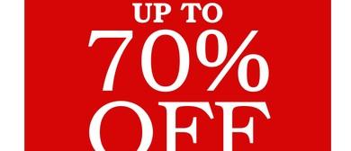 Massive Nursery and Toy Stock Take Sale