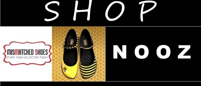 Nooz + Mismatched Shoes Pop Up Shop