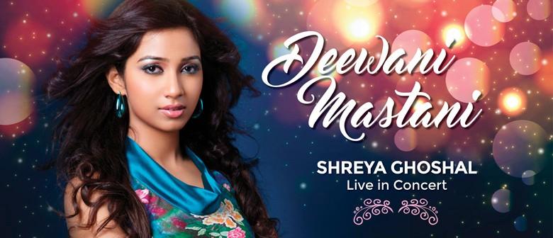 Deewani Mastani - Shreya Ghoshal