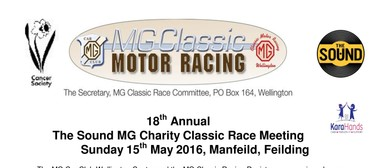 18th Annual The Sound MG Charity Classic