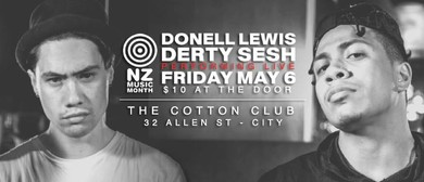 Donell Lewis & Derty Sesh