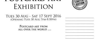Postcard Exhibition
