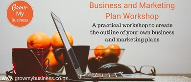 Business and Marketing Plan Workshop