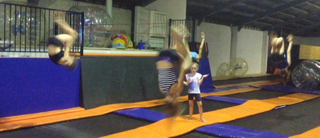 FlipForce Free Tumble Class Trials