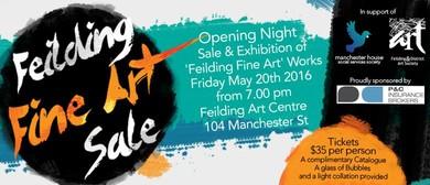 Feilding Fine Art Sale