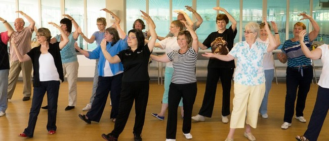 Indoors Month - Tai Chi
