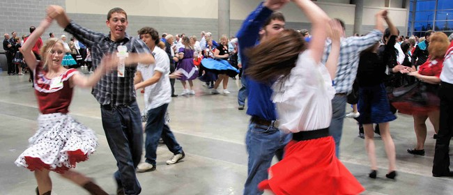 Indoors Month - Square Dancing