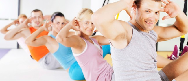Indoors Month - Group Fitness Class