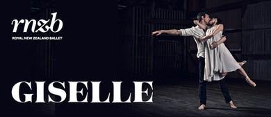 Royal NZ Ballet - Giselle