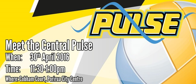 Meet the Pulse In Porirua