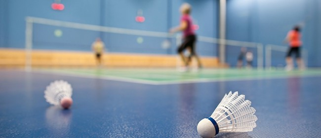 Indoors Month - Badminton for All