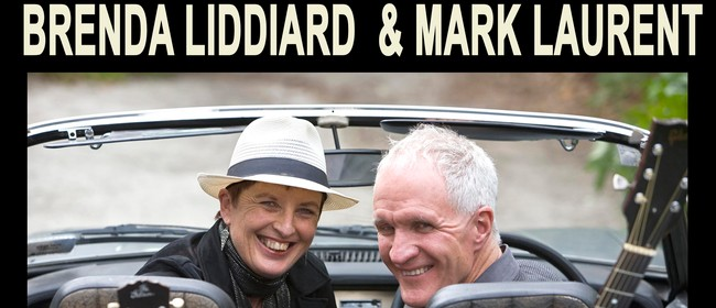 Mark Laurent & Brenda Liddiard