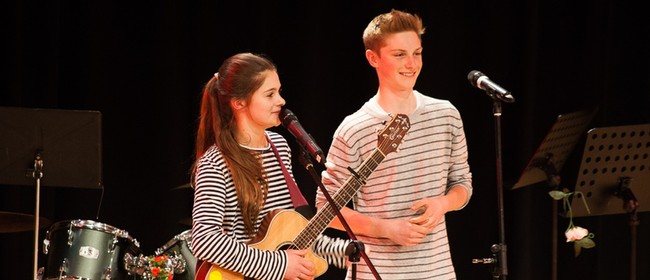 Natalie Hutton & Jono Stewart - NZ Music Month 2016