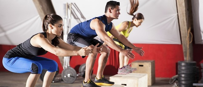 Indoors Month - Beginners Cross Fit Intro Class