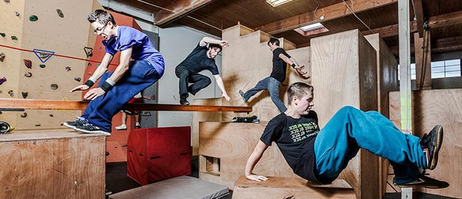 Indoors Month- Parkour and Open Gymnastics/Trampoline Class