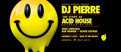 DJ Pierre - The Story of Acid House