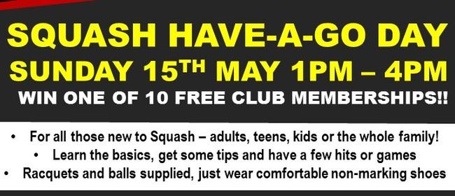 Squash Waikato Have-A-Go Day