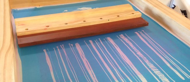 Intro to Screenprinting 1-Day Course