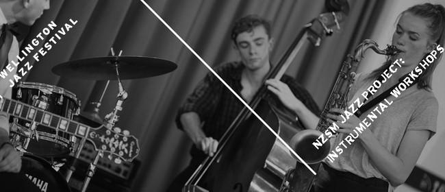 NZSM Jazz Project: Instrumental Workshops