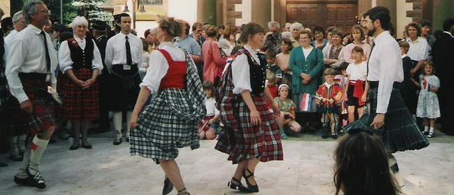 Indoors Month- Scottish Country Dancing