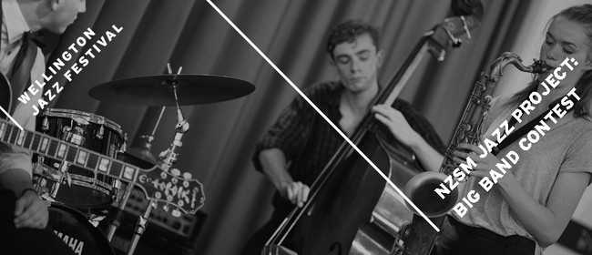 NZSM Jazz Project: Big Band Contest