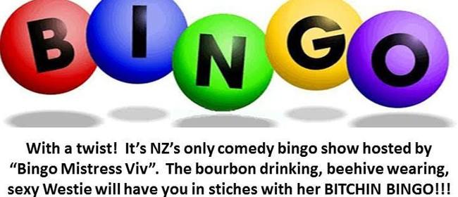 Bitchin' Bingo - North Shore Edition