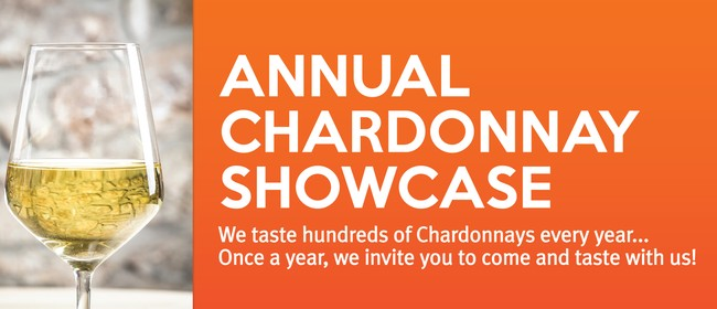 Annual Chardonnay Showcase