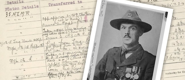 Discover Your WWI Soldier