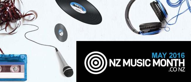 NZ Music Month - Johnathon Le Cocq & Tessa White
