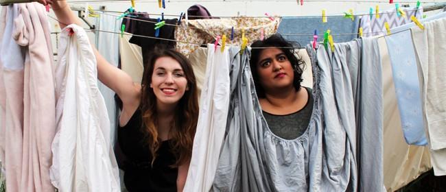 Angella Dravid & Melanie Bracewell in LOL Models