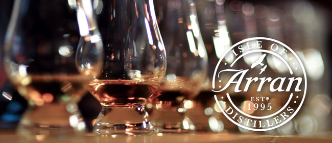 Arran Whisky Tasting with Lucie Stroesser