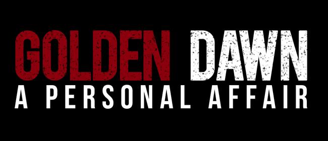 Refugee fundraiser - special screening of 'Golden Dawn'