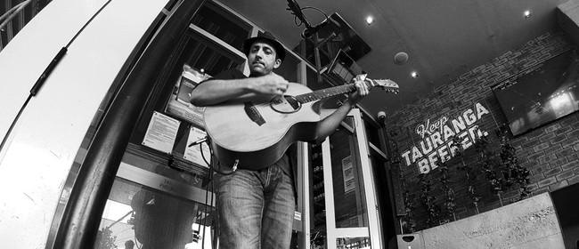Waylon McPherson Acoustic Session