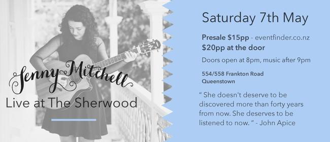 Jenny Mitchell - Live at The Sherwood