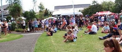 Browns Bay Xmas Twilight Family Fund Day With Open Market