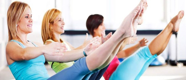 Indoors Month - Pilates Plus