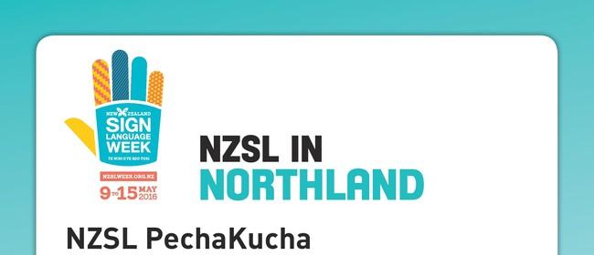 NZSL Week 2016 PechaKucha