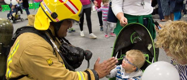 Meet the Porirua Fire Brigade