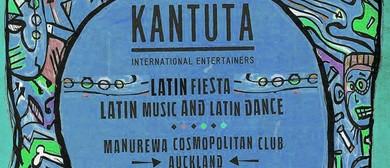 Kantuta - Cosmopolitan Club Latin Fiesta