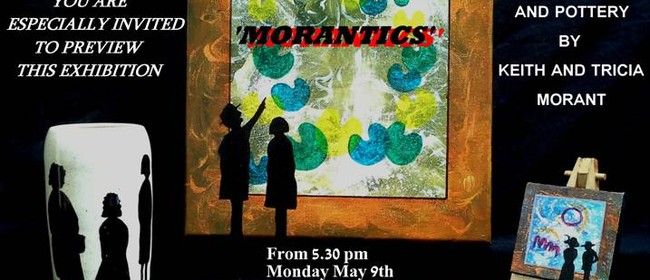 Morantics - Paintings & Pots By Keith & Trish Morant