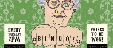 Bawdy Bingo