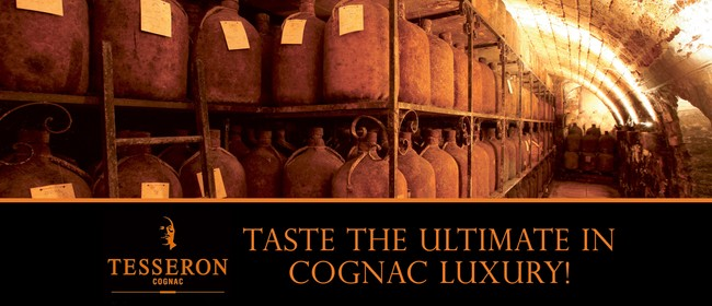 Taste the Ultimate In Cognac Luxury!