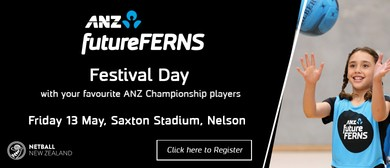 ANZ futureFERNS Festival Day - Mainland Zone