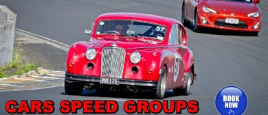 Playday On Track, Cars: SOLD OUT