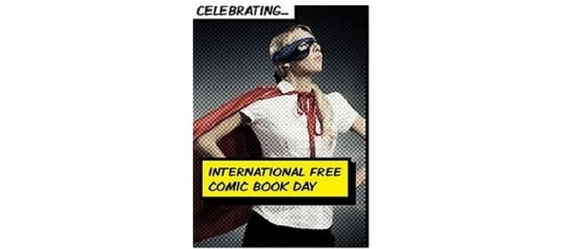 International Comic Book Day