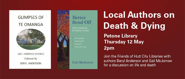 Local Authors on Death & Dying