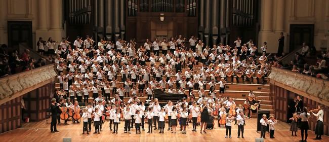 NZ Suzuki Auckland Town Hall Concert