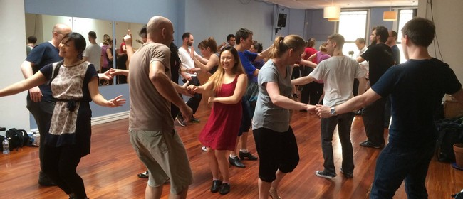 Lindy Hop Beginner Boot Camp