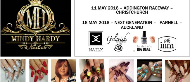 Mindy Hardy Open Nail Training