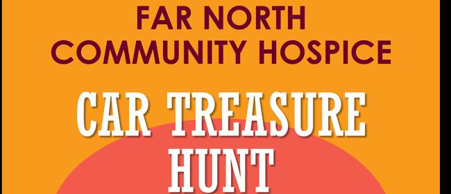 Far North Community Hospice - Car Treasure Hunt
